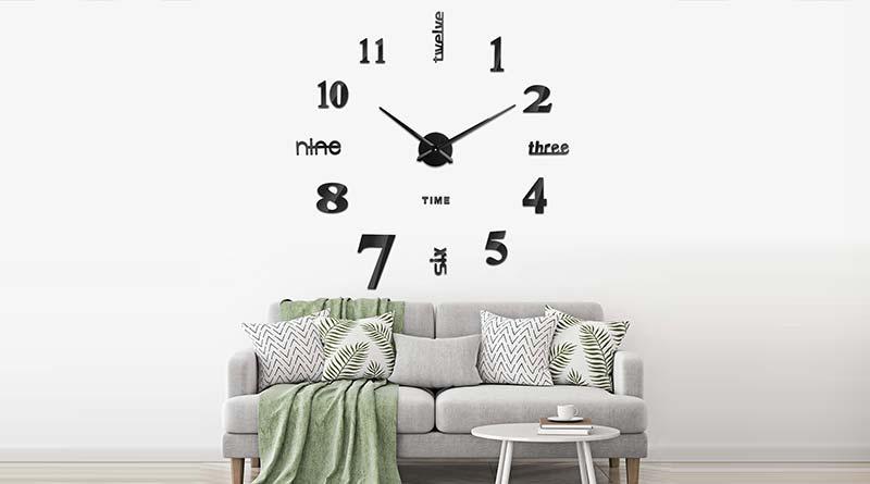 Milgiori orologi da parete componibili